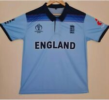 More details for england icc cricket world cup 2019 retro champion polo sports shirt