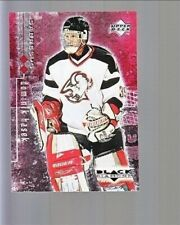 1998-99 Black Diamond Double Diamond #10 Dominik Hasek 198/2000