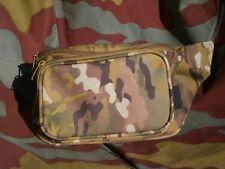 Marsupio tasca borsa militare mimetico borsino, camouflage fanny pack bag