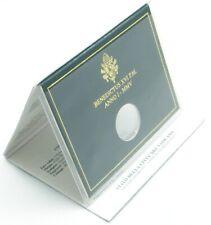 Original Vatikan Folder Blister - leer - für 2 Euro Gedenkmünze , ohne Münze