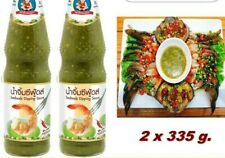 2 x 335 g. Healthy Boy Seafood Dipping Sauce Chili Lime Sour Spicy Thai Cuisine