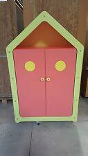 """Armoire 2 portes pour chambre enfant """" Maison """""""