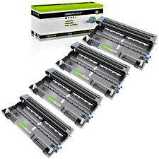 4 PK DR620 Drum Unit Compatible For Brother HL-5350DN DCP-8080DN MFC-8890DW
