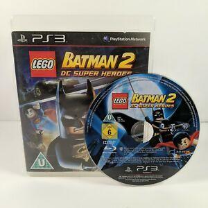 Lego Batman 2: DC Super Heroes - PlayStation 3 (PS3) - PAL - Free P&P