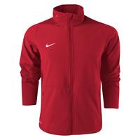 Nike Heavy Hybrid Football Coaching Sphere Jacket Hood In Collar Red Men's L XL