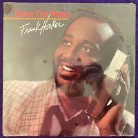 Sealed ~ FRANK HOOKER Hear The Word LP PRIVATE Gospel Modern Soul Funk MINT