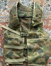 Australian Army DPCU Webbing Vest With Back pack