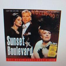 Lloyd-WebberSunset Blvd. Pianodisc CD Double CD