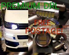 PREMIUM VW T5 T6 Transporter DRL LED Daytime Running Light Upgrade Canbus Bulbs