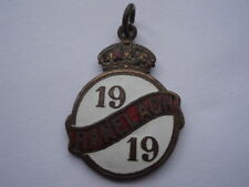 Enamel Badges/Pins Pre 1940s Decade Collectable Badges