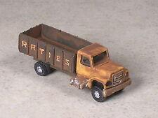 N Scale 1970 International Rusty Rr Tie Truck