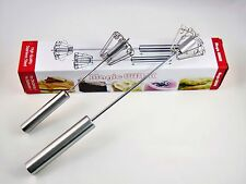 """10"""" + 14"""" 2in1 Manual Stainless Steel Push Magic Miracle Whisk Mini sports 4 set"""