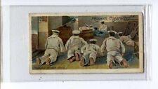 (Ju441-100)Players,Life On Board Man Of War,Prepare to Ram 1905, 1905#