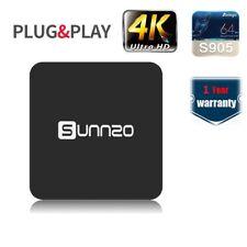 Smart Android 6.0 TV BOX 1+8GB Amlogic S905 Quad Core 4k1080P Streaming Media