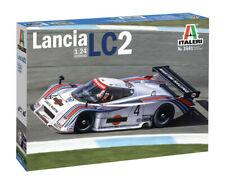 Lancia Lc2 Martini Racing Kit ITALERI 1:24 IT3641