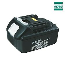FF: BATTERIA LITIO MAKITA BL 1830B SOLO ORIGINALE NO EQUIVALENTE 18V E 3,0Ah