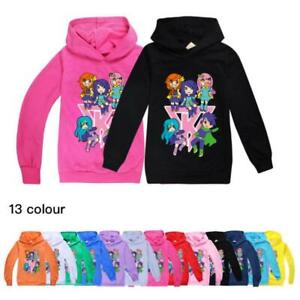 ItsFunneh Its Funneh Game Boys Kids Girls Thin Cute Long Cotton Sleeved Sweater