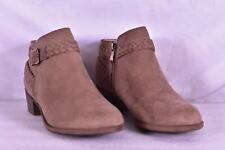 Women's Lifestride Adriana Ankle Boots, Mushroom Suede, 8.5W