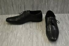 Kenneth Cole REACTION Shop-Ping List Lace Up Oxford - Men's Size 11 - Black