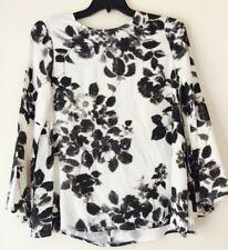 Karen Kane Floral Bell Sleeve Top. Size S. $118.00