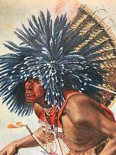 Moennitarri Mönnitarri warrior Pehriska Ruhpa Bodmer Sioux Indianer Unbekannt