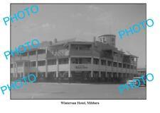 8x6 PHOTO OF OLD WINTERSUN HOTEL MILDURA VICTORIA