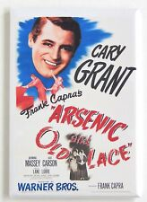 Arsenic and Old Lace FRIDGE MAGNET (2 x 3 inches) movie poster