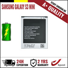 A+ REPLACEMENT VERVANG BATTERY/BATTERIJ/BATTERIE FOR SAMSUNG GALAXY S3 MINI
