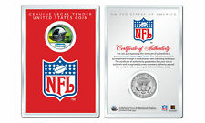 CAROLINA PANTHERS NFL Helmet JFK Half Dollar U.S. Coin w/ Display Case LICENSED