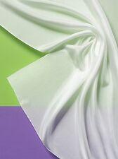 5 metres White Habotai 8 mediumweight silk, 90cm wide