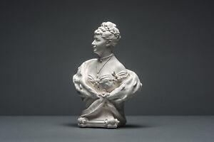Auguste Viktoria Büste, Skulptur, kein Gips, Dekoration, Deko, Kunst #008