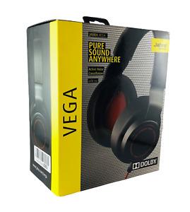 Jabra Vega Over-Ear Kopfhörer Noise Cancelling Freisprechfunktion Headset Black