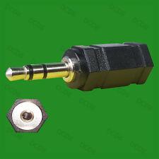 2.5mm femelle prise à 3.5mm Mâle JACK STÉRÉO acoustique convertisseur adaptateur