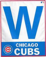 "NEW THE CHICAGO CUBS  ""W"" FLAG FRIDGE MAGNET"