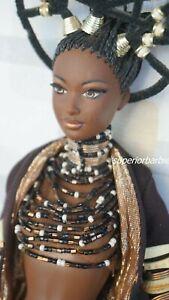 Barbie Byron Lars MOJA TREASURES OF AFRICA Doll - 1st Series