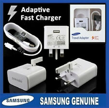 Genuine Samsung Mains Charger,Fast Charge with Micro USB Data Cable For S7