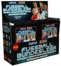 Fussball Bundesliga 09/10 2009/2010 Topps Sticker 200 Tüten = 1000 Sticker RAR