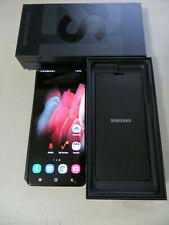 Unlocked Samsung Galaxy S21 Ultra 5G SM-G998U - 128GB - Phantom Black (Verizon)