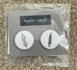 NEW Taylor Swift Pins Button Pack