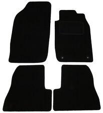 Peugeot 206cc 2001-07 Fully Tailored Car Floor Mat Set in Black