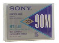 Sony DDS IIII Data Cartridge 90M Digital Data Storage  (Réf#K-617)