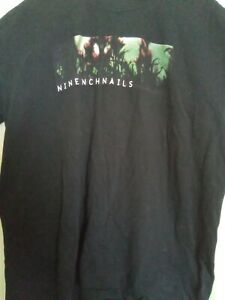 Nine  Inch Nails  The Fragile T-Shirt Size XL