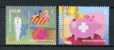 United Nations UN Vienna 2018 MNH World Health Day 2v Set Medical Stamps