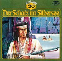 Karl May - Der Schatz Im Silbersee (LP) Vinyl Schallplatte 176008