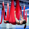 Anti-Gravity Inversion Yoga Therapy Aerial Trapeze Swing Hammock Flying Sling