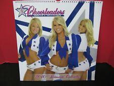 2010 Swimsuit Calendar Dallas Cowboys