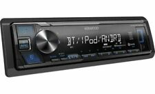 Kenwood KMM-BT225U Single DIN Bluetooth In-Dash Digital Media Car Audio Receiver