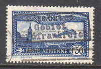 FRANCE C5 GERMANY OCC DUNKIRK NORDFRANKREICH LOCAL OVPT POSTALLY USED XF SOUND