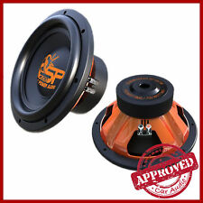 SUBWOOFER SP AUDIO SP10CW 25CM 700 WATT MAX DOPPIA BOBINA 2 OHM