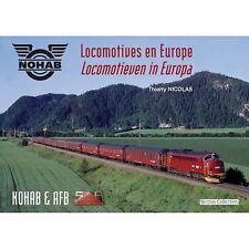 Nicolascollection nc7f-nl NoHAB Locomotives Europe/locomotieven Europa NUOVO + OVP